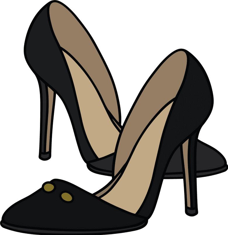 Women Shoes clipart png