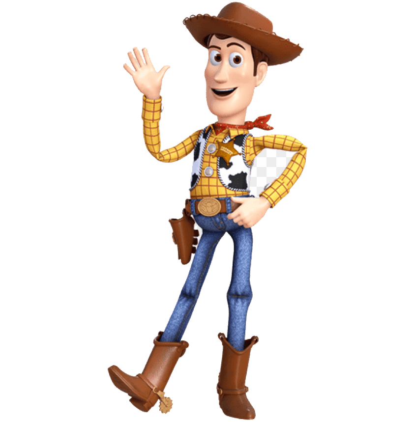 Woody Story clipart images