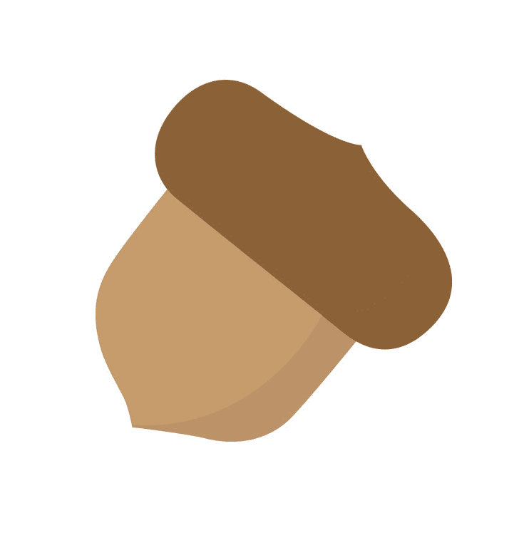 Acorn clipart 2