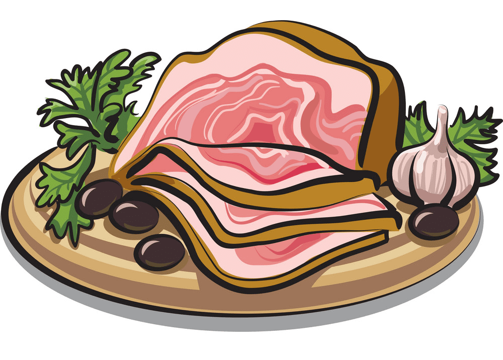 Bacon clipart download