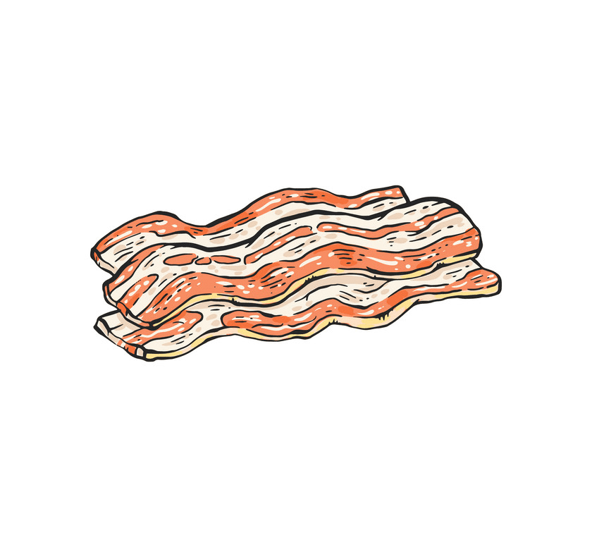 Bacon clipart free download