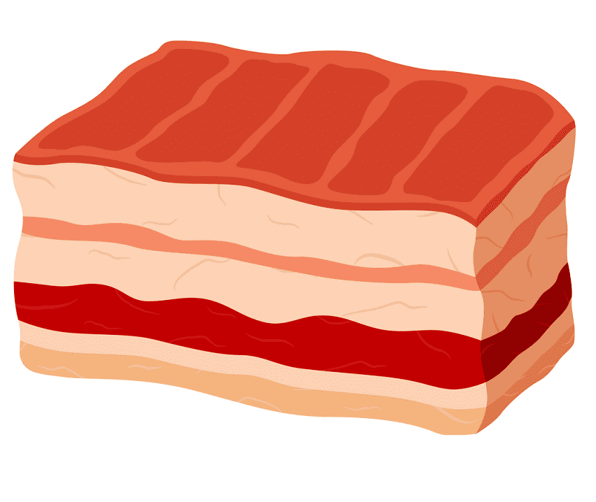 Bacon clipart free image