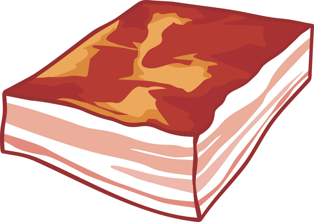 Bacon clipart image