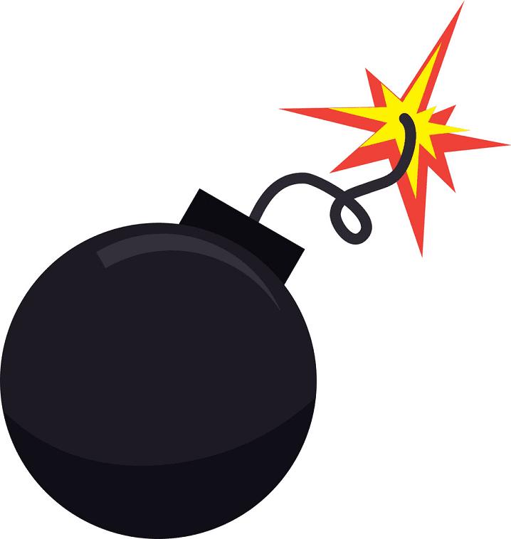 Bomb clipart 1