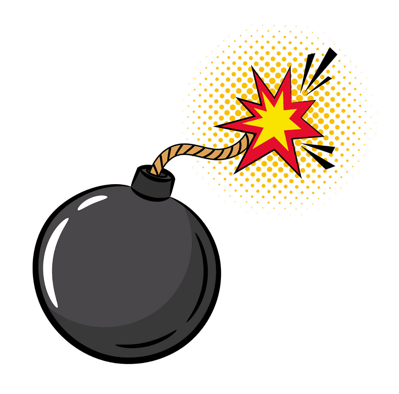 Bomb clipart free download