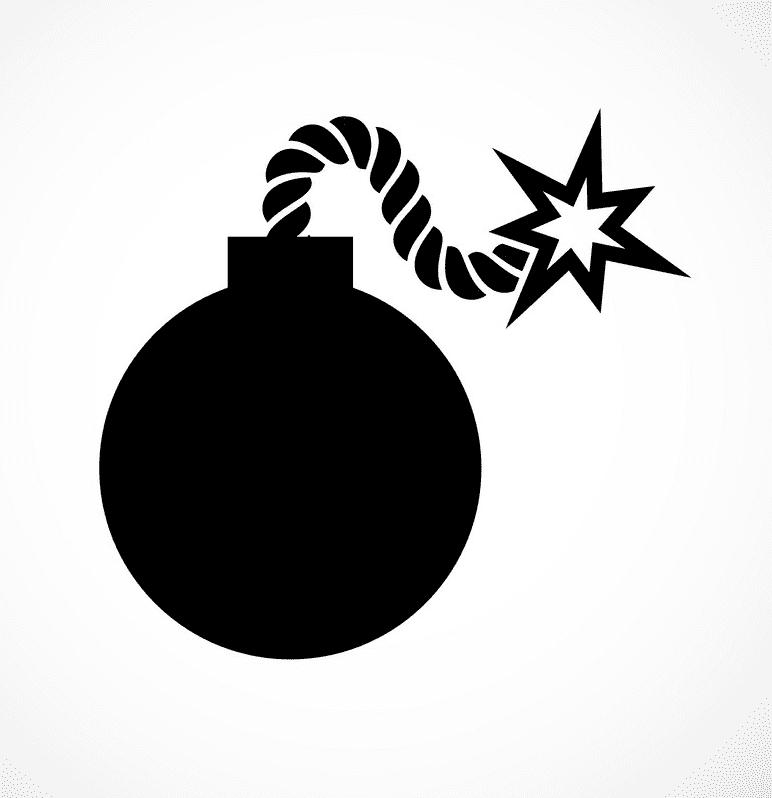Bomb clipart picture