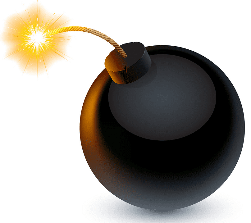 Bomb clipart png free