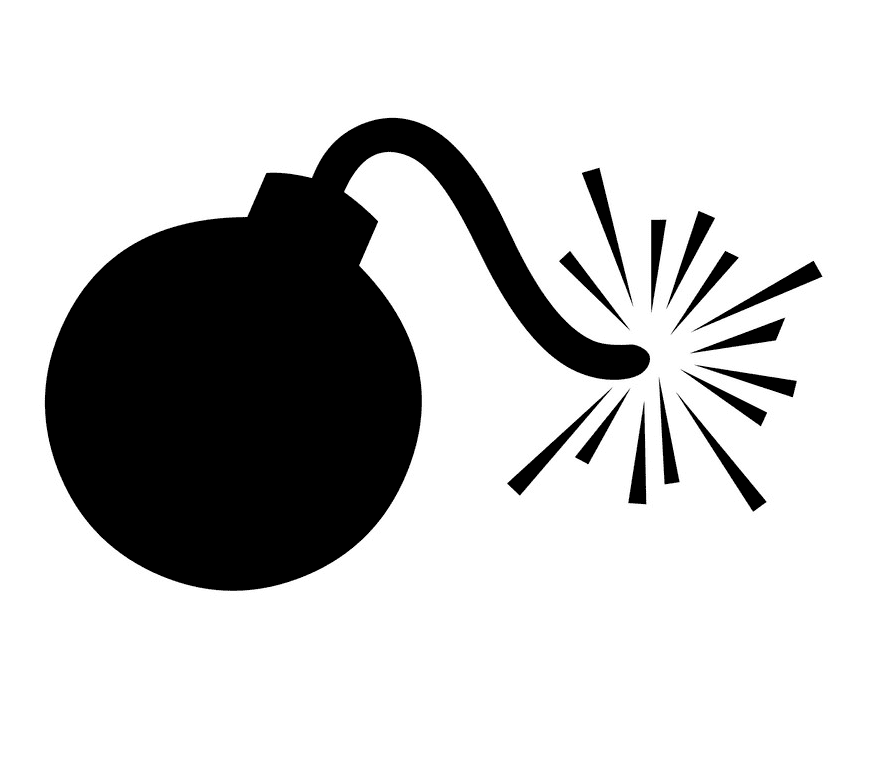 Bomb clipart png images