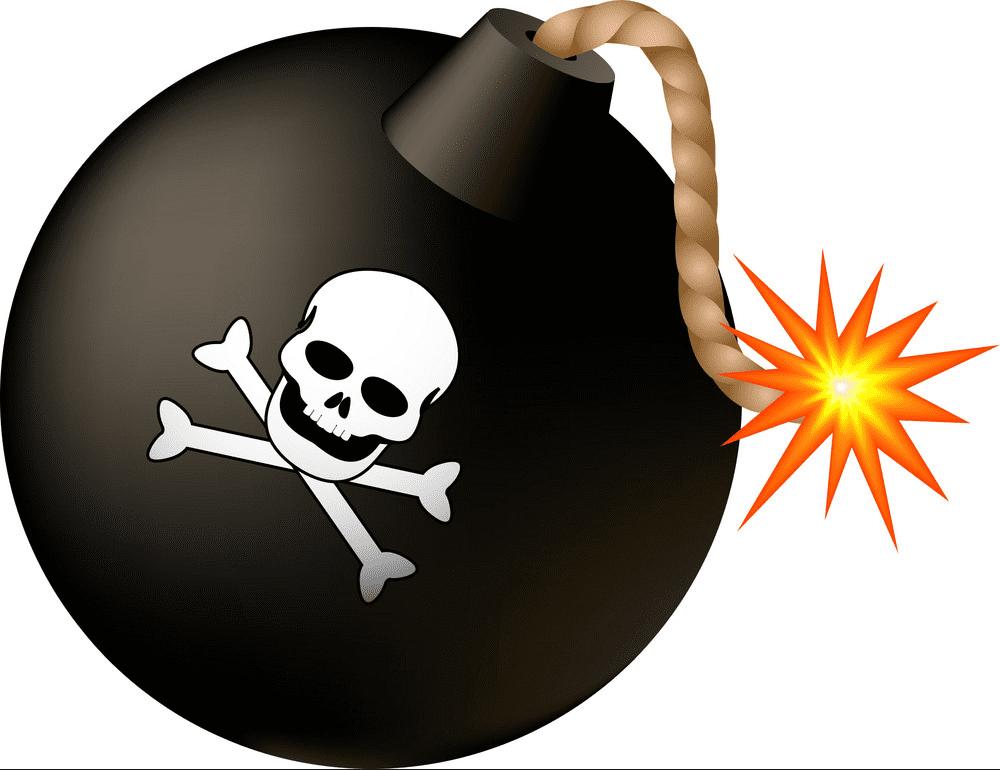 Bomb clipart png