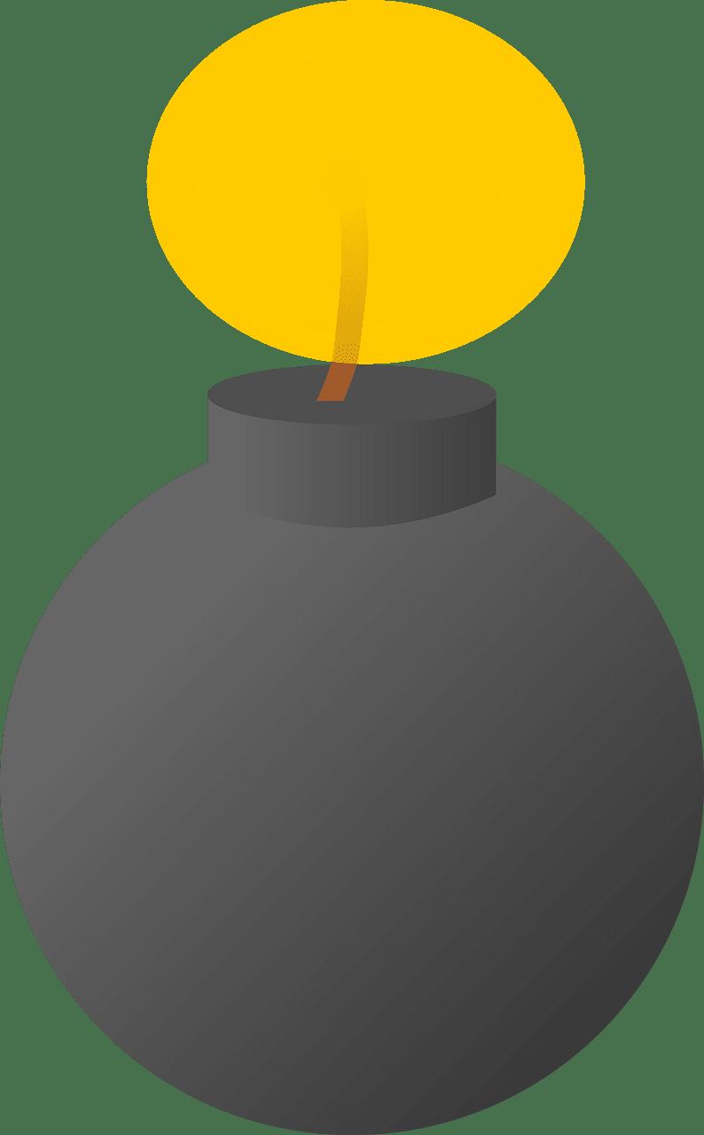 Bomb clipart transparent 15