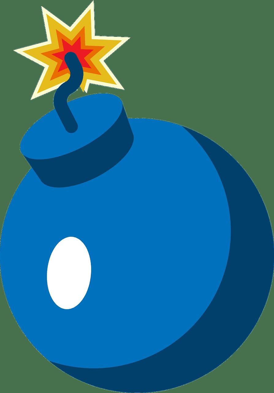 Bomb clipart transparent download