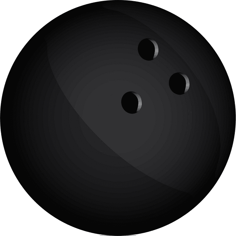 Bowling Ball clipart png free