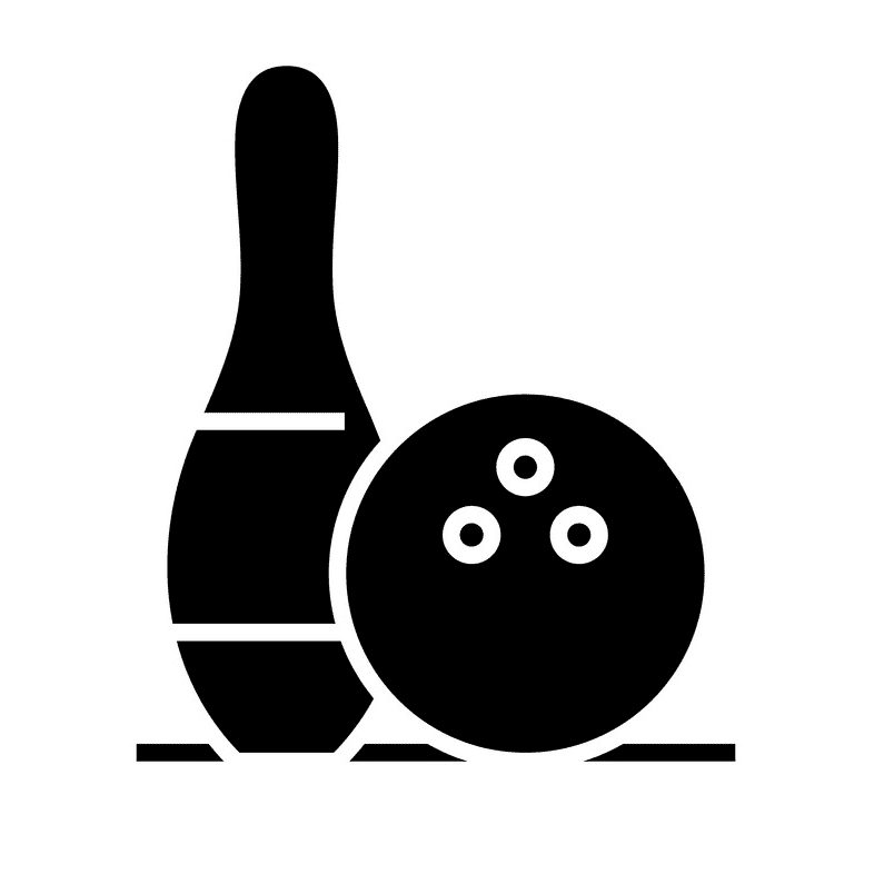 Bowling clipart 2