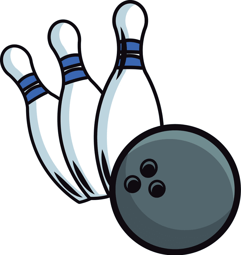 Bowling clipart free images
