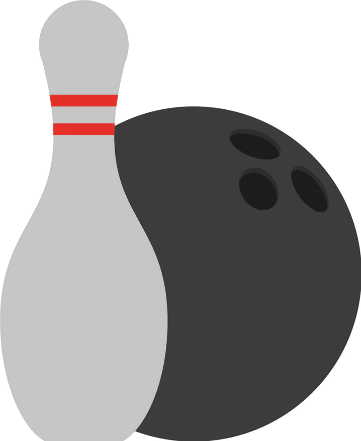 Bowling clipart png for kids