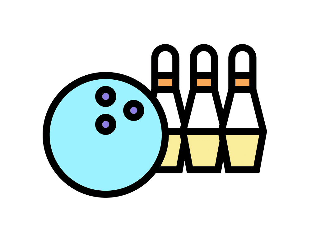 Bowling clipart png images