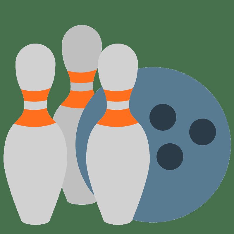 Bowling clipart transparent 6