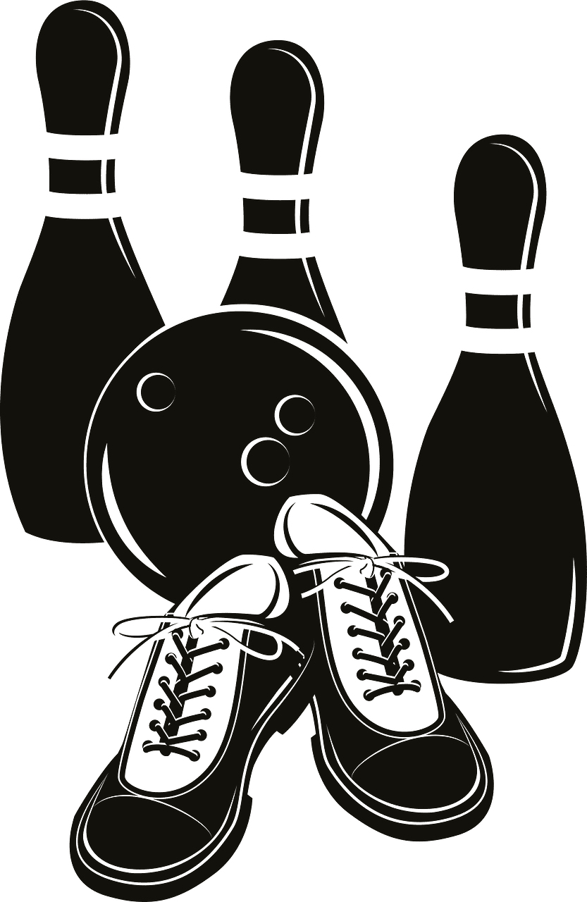 Bowling clipart transparent 9