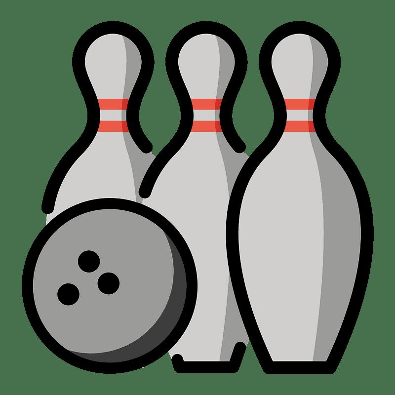 Bowling clipart transparent images