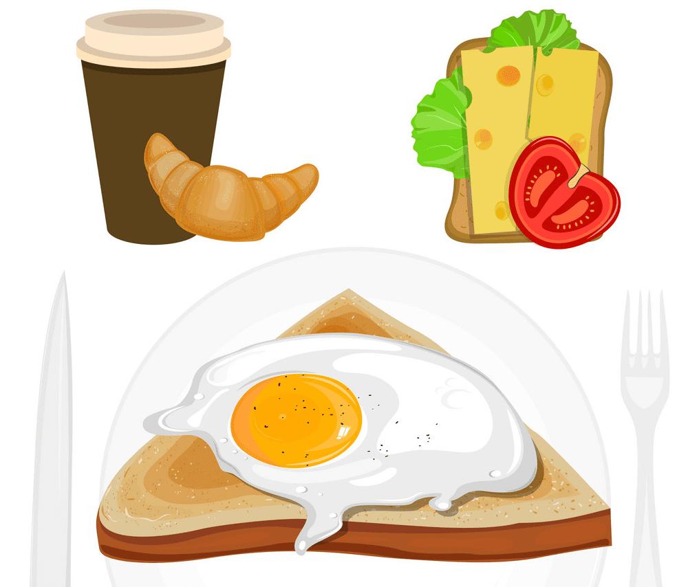 Breakfast clipart 10