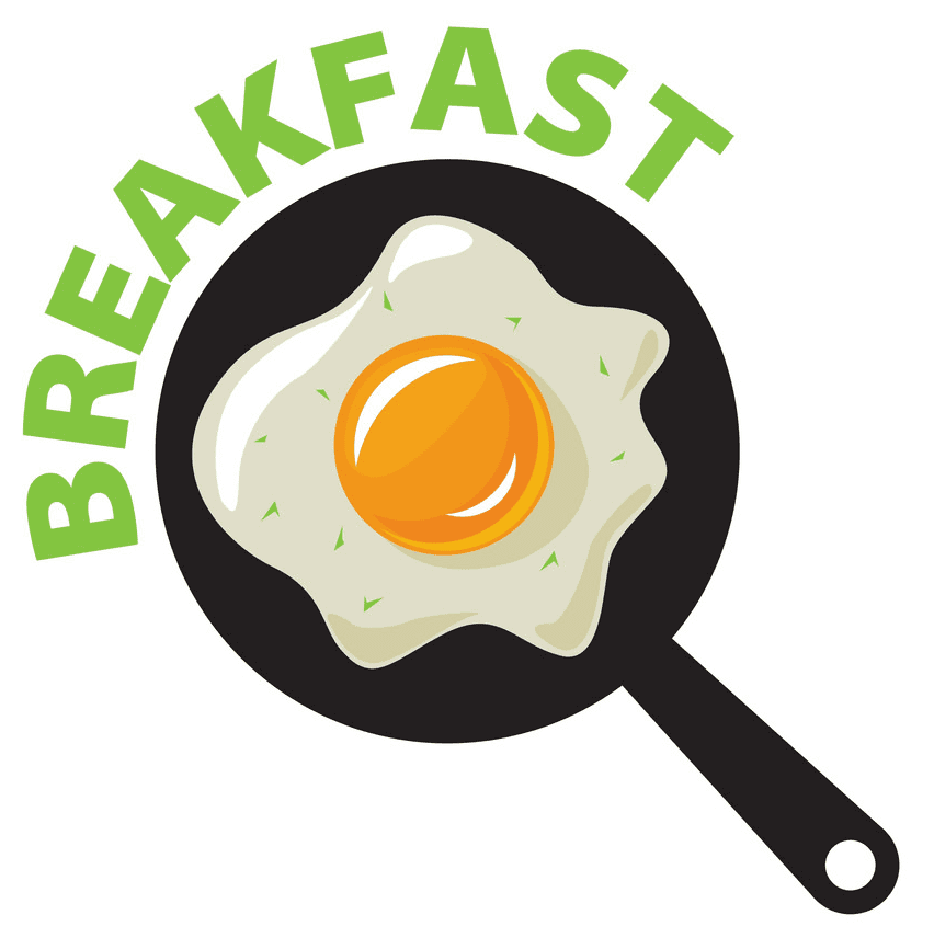 Breakfast clipart 3