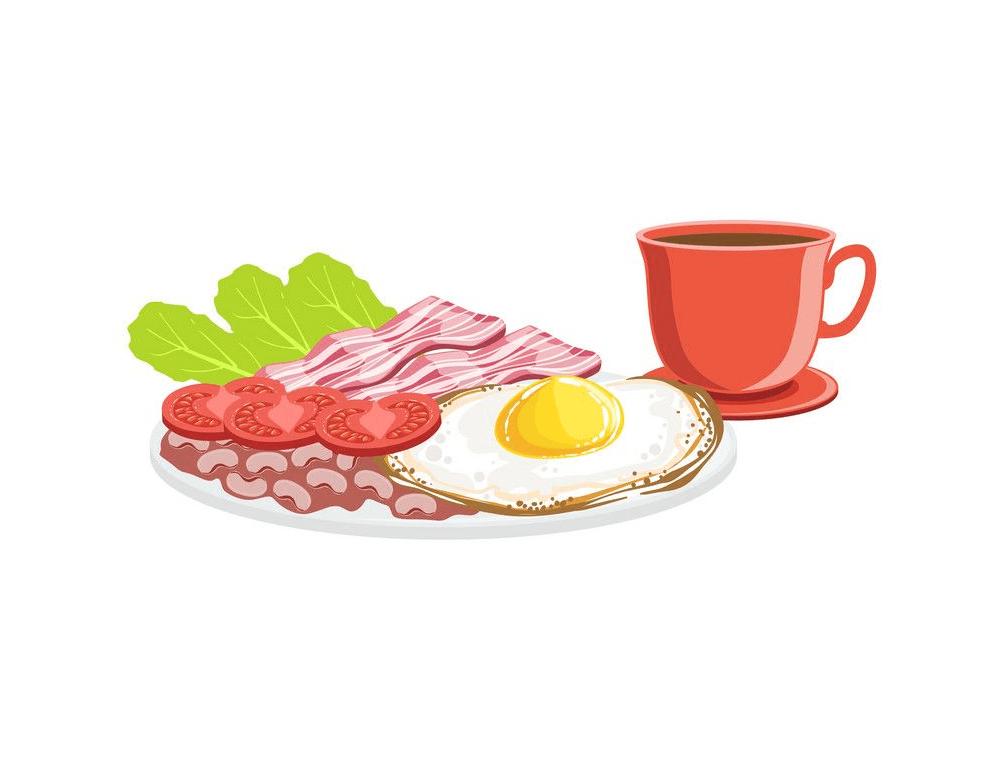 Breakfast clipart 4