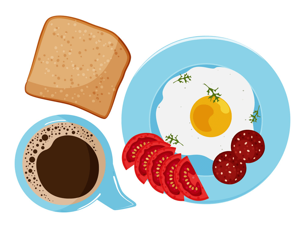 Breakfast clipart 5