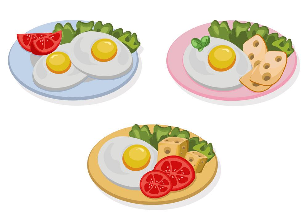 Breakfast clipart 7
