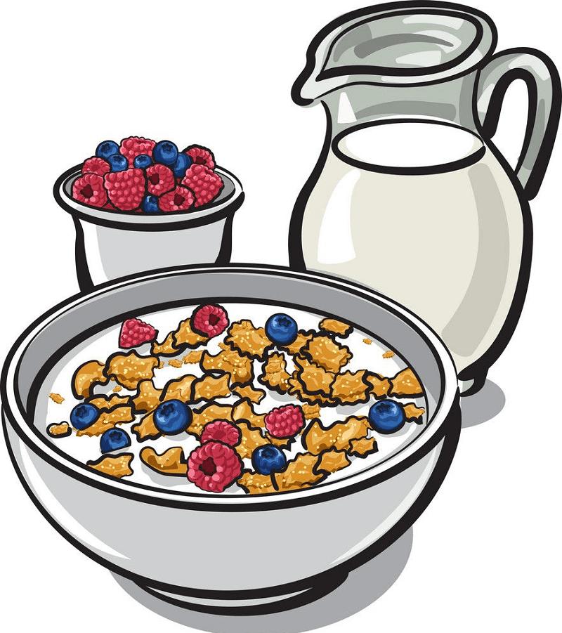 Breakfast clipart 9