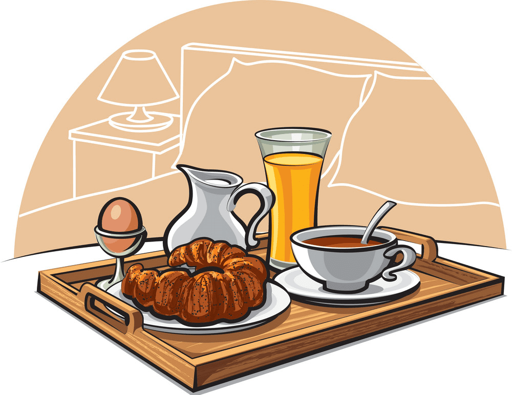 Breakfast clipart for free