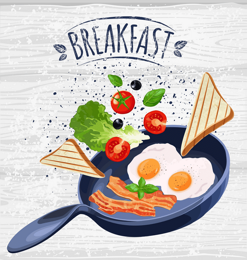 Breakfast clipart images