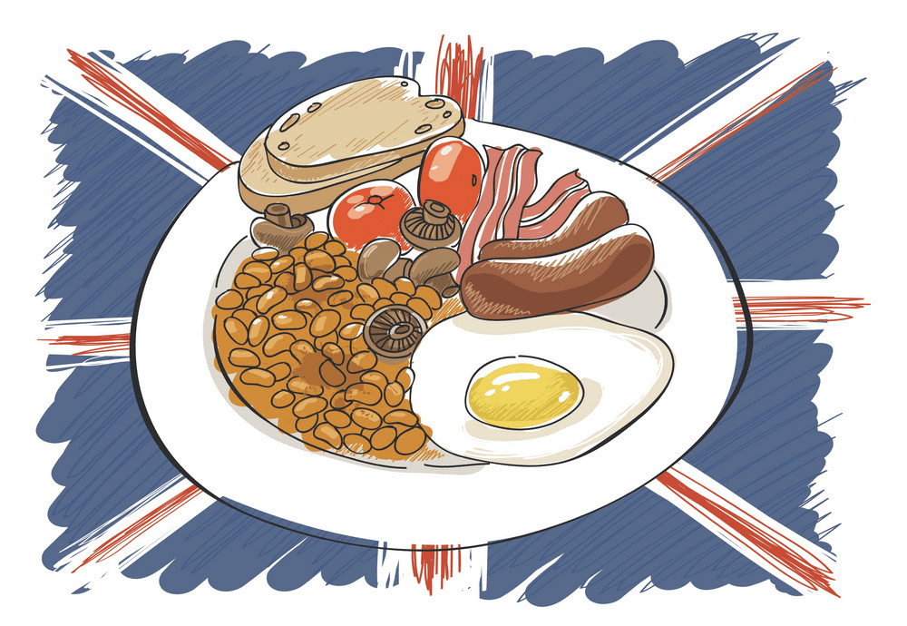 Breakfast clipart picture