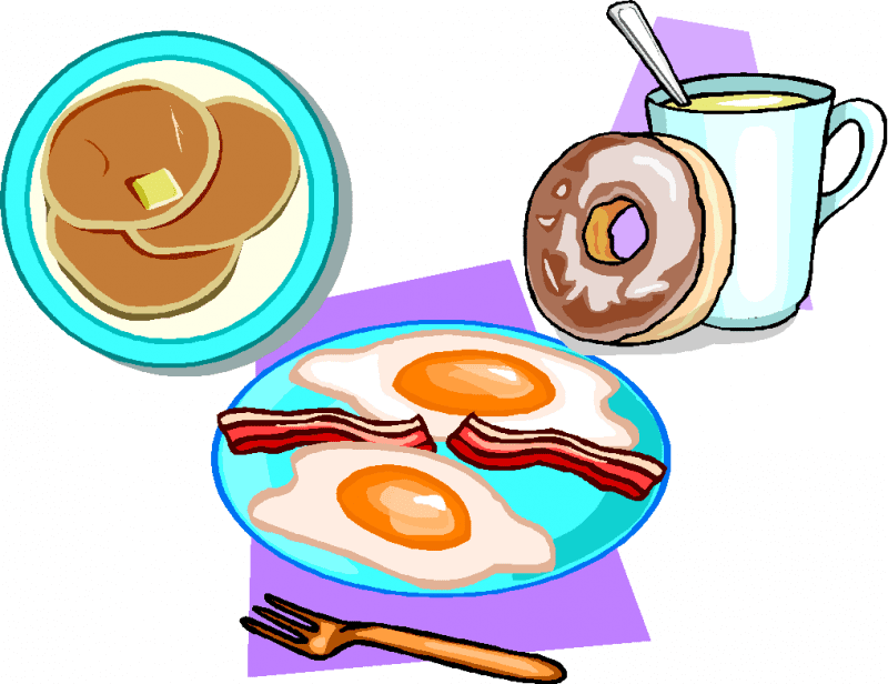 Breakfast clipart png 3