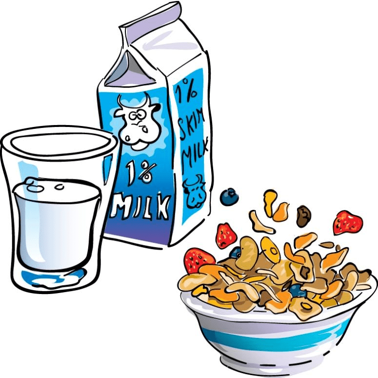 Breakfast clipart png 4