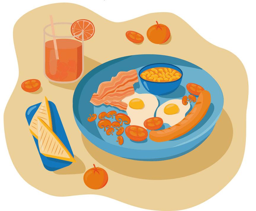 Breakfast clipart png download