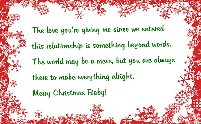 Christmas Wishes 3