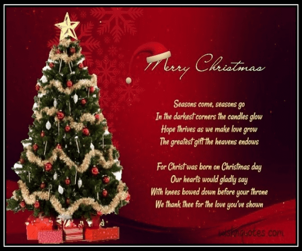 Christmas Wishes 7