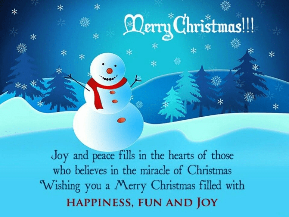 Christmas Wishes 9