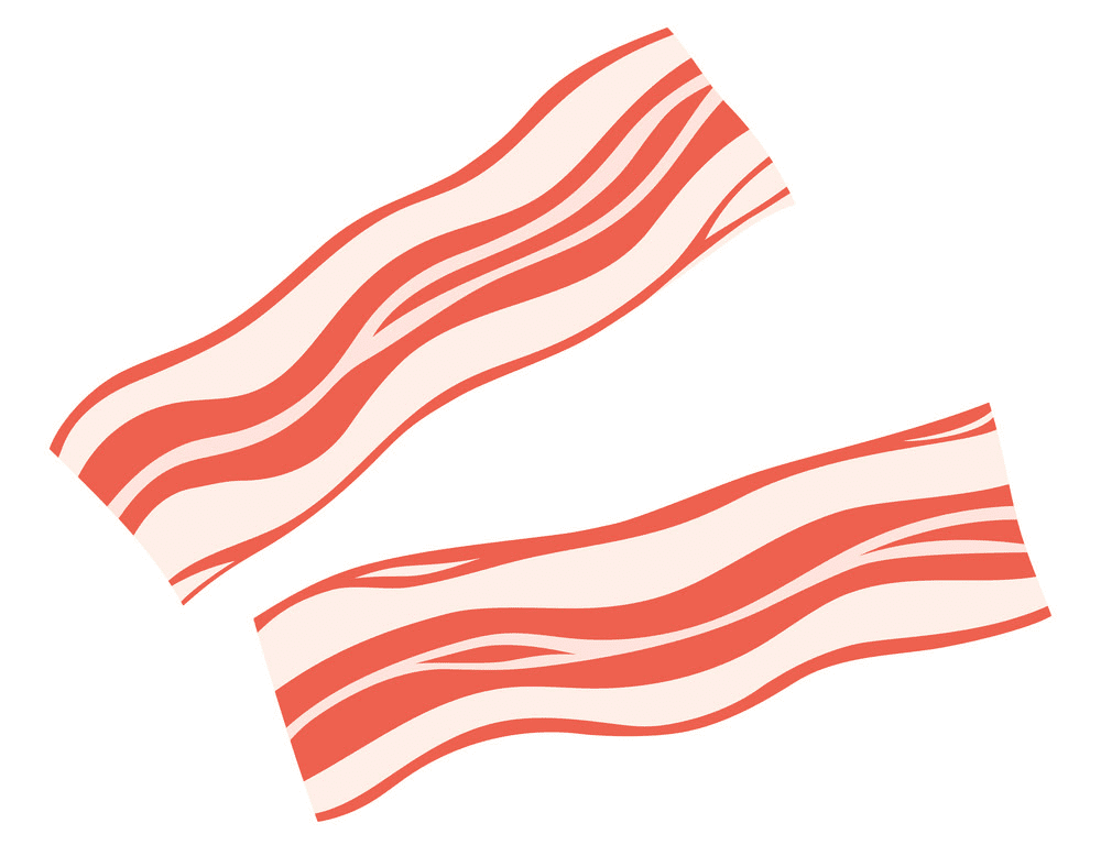 Clipart Bacon picture