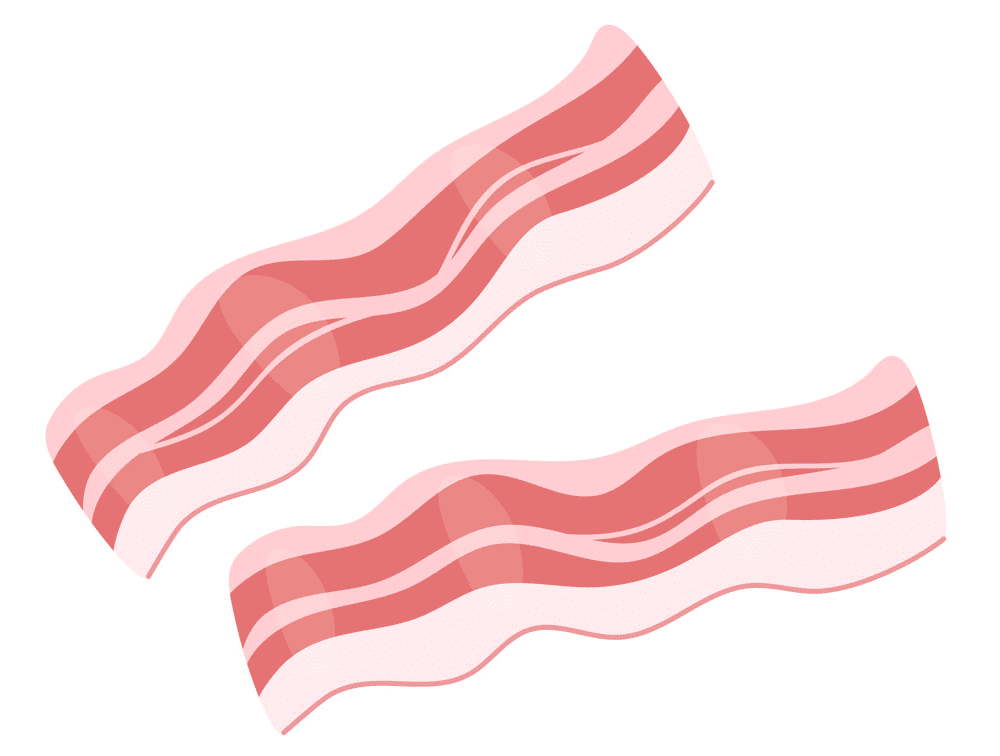 Clipart Bacon png images