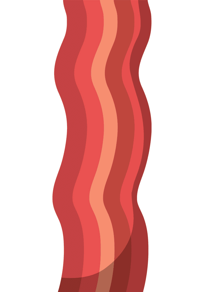 Clipart Bacon png