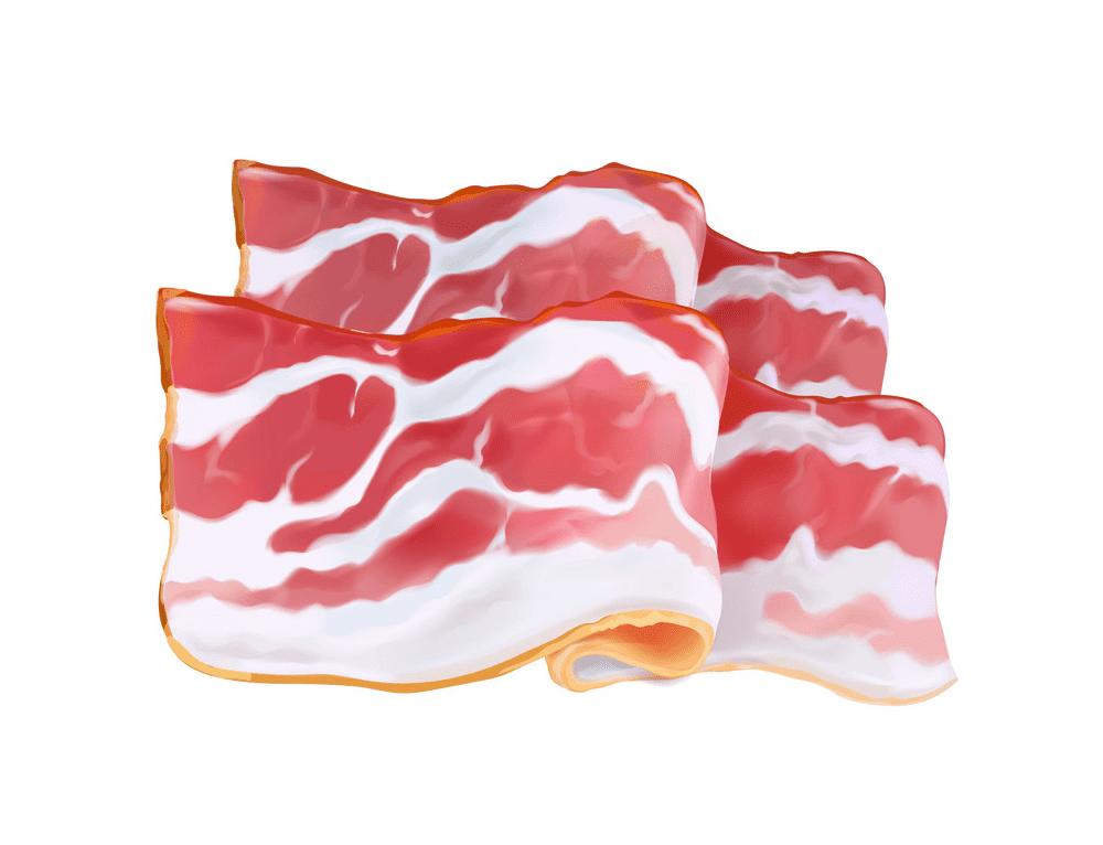 Clipart Bacon
