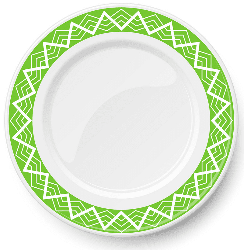 Clipart Plate 1