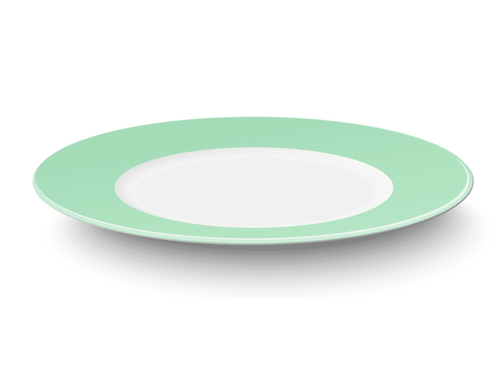 Clipart Plate 2