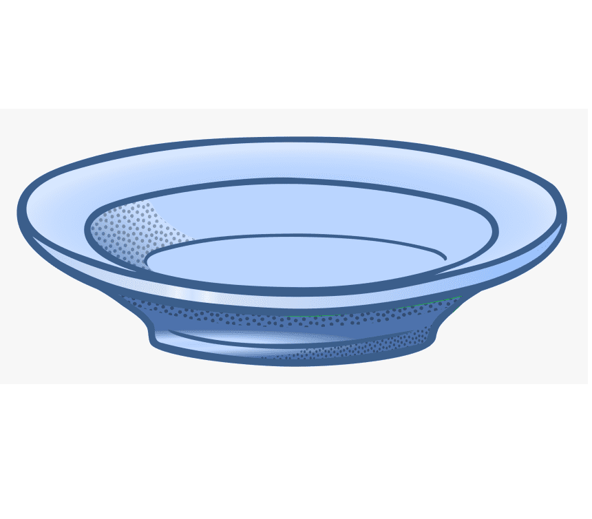 Clipart Plate free