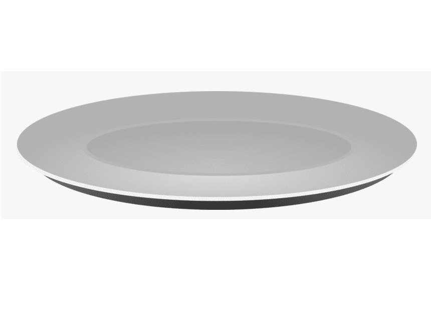 Clipart Plate png image