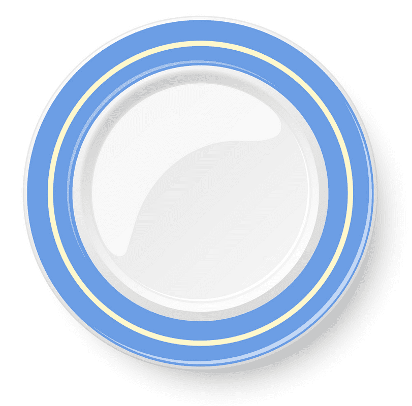 Clipart Plate png images