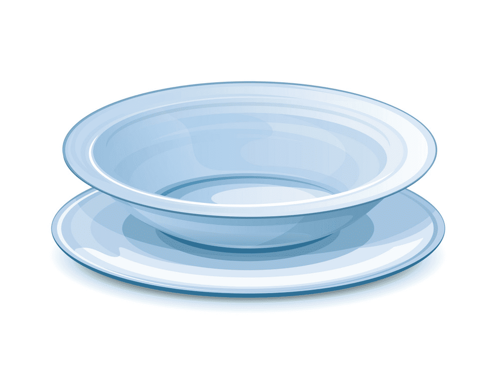 Clipart Plate