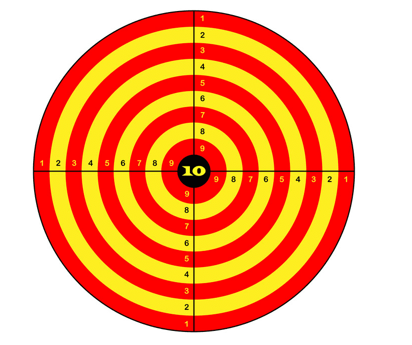 Clipart Target png images
