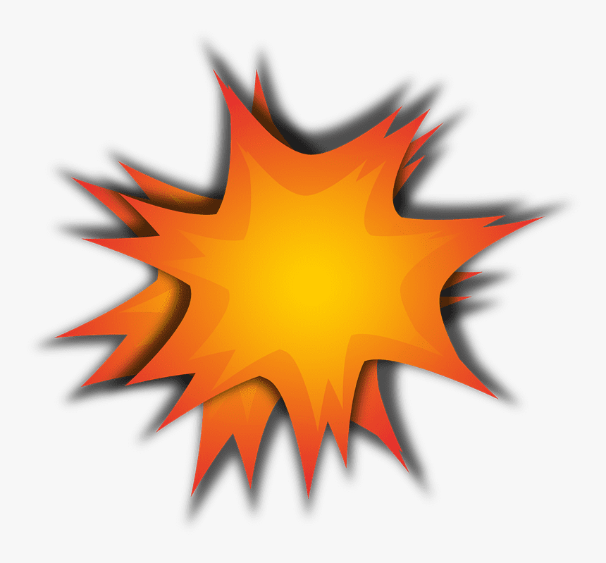 Explosion clipart png download